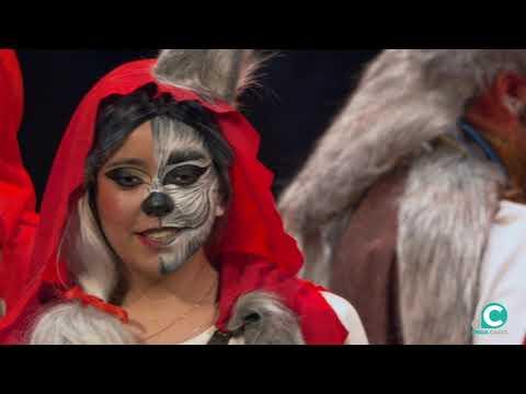 La agrupación Érase una vez ... llega al COAC 2020 en la modalidad de Comparsas. En años anteriores (2019) concursaron en el Teatro Falla como Eterna, consiguiendo una clasificación en el concurso de Preliminares.