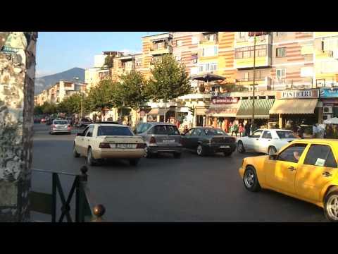 Ruch drogowy w Tiranie