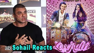 Sohail REVIEWS & Responds to Aayush's 'Loveratri' Controversy - IANSLIVE