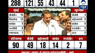 A historic win, BJP will win in other states as well: Rajiv Pratap Rudy - ABPNEWSTV