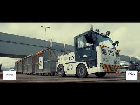 Autoperiskop.cz  – Výjimečný pohled na auta - Skupina PSA a společnost EasyMile testují v Sochaux tahač se samočinným řízením