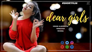 Dear Girls Short Film | Anil Arjun | Vishnu | Anitha | Telugu Latest Short Film | Short Films Telugu - YOUTUBE