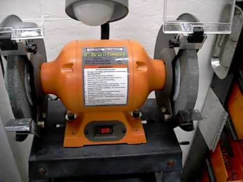 variable speed bench grinder harbor freight 3
