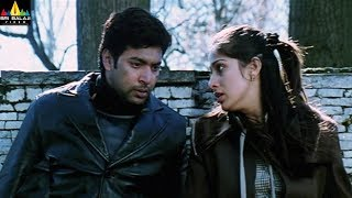 Rakshakudu Movie Jayam Ravi Escaping From Police   Telugu Movie Scenes   Sri Balaji Video - SRIBALAJIMOVIES