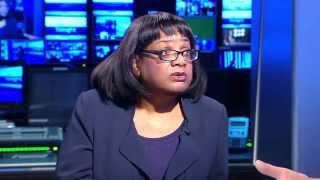 Diane Abbott on Jeremy Corbyn's Syria Airstrike Reservations - SKYNEWS
