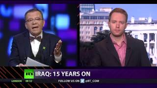 CrossTalk: Iraq - 15 Years On - RUSSIATODAY