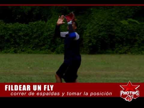 Consejos de Béisbol: Fildear Un Fly con Yunel Escobar
