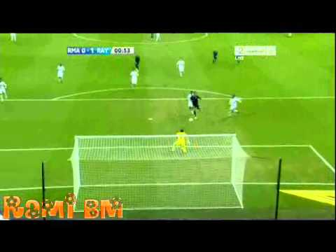 Real Madrid 0 1 Rayo Vallecano in 20 Seconds