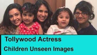 Top Tollywood Actress With Their Children Latest Photos | Tollywood Updates - RAJSHRITELUGU