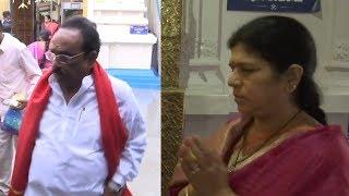 Celebrities At Film Nagar Temple | Surekha Konidala | Vaikunta Ekadashi Special | TFPC - TFPC