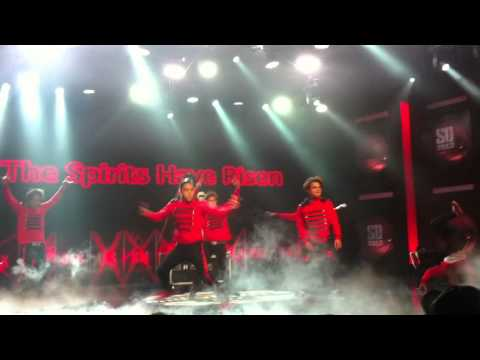 8TV Showdown 2012 Final - Dem Lepak Boyz [2st Performance]