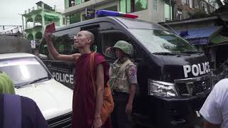 Reporting Difficult in Myanmar's Troubled Rakhine State - VOAVIDEO