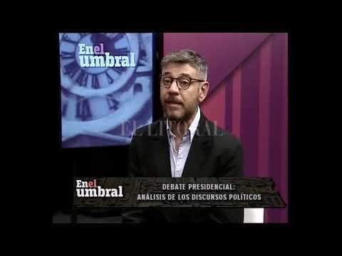 DEBATE PRESIDENCIAL: AN�LISIS DE LOS DISCURSOS POL�TICOS