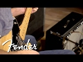 Fender '68 Custom Amps Demo