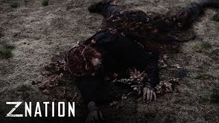 Z NATION | Season 4, Episode 3: All Zombie Kills | SYFY - SYFY