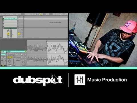 Ableton Live 9 Tutorial: Warping Pt 2 - Tracks That Don't Start w/ Drums