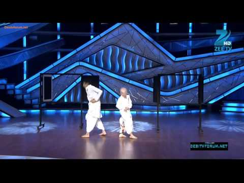 Dance India Dance Lil Masters 720p HD 24th June 2012 Video Watch Online Pt4