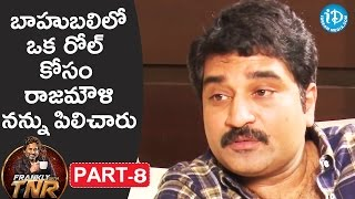 Rajiv Kanakala Interview Part 8 - Frankly With TNR || Talking Movies with iDream - IDREAMMOVIES