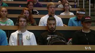 University Gives Students Incentives to Get Healthy - VOAVIDEO