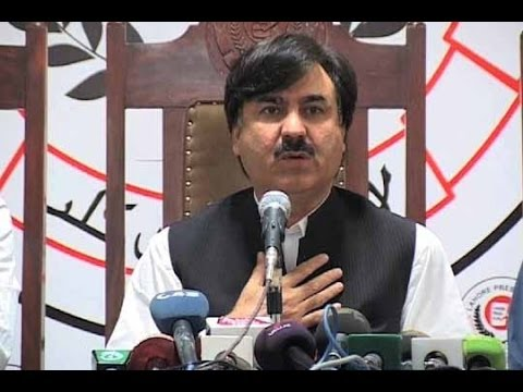 Dunya News-Meter of Abid Sher Ali needs to be fixed: Shaukat Yousafzai