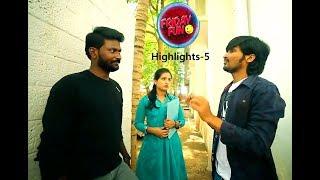 Mahesh Vitta Latest COMEDY SCENES 2018 | Telugu Comedy Videos 2018 | Friday Fun Highlights-5 - YOUTUBE