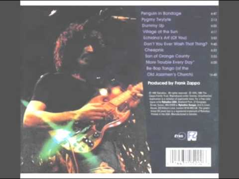 FRANK ZAPPA - Son of Orange County + More Trouble Every Day