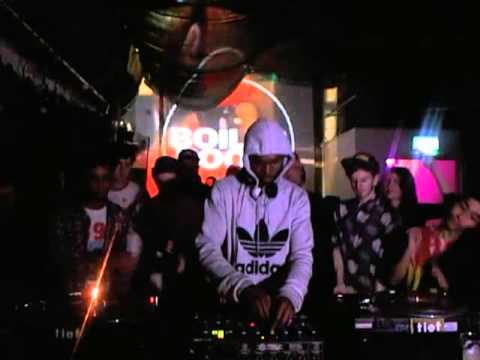 Actress 40 min Boiler Room DJ set