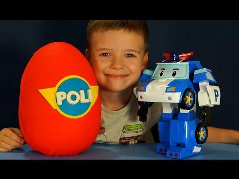 Робокар поли и его друзья смотреть подряд все серии