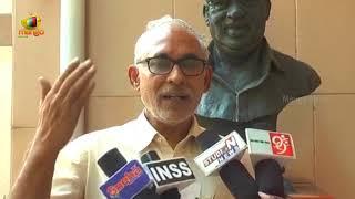 CPI Leader B V Raghavulu Slams BJP Over Amit Shah's Foot March Against Communist Parties | MangoNews - MANGONEWS