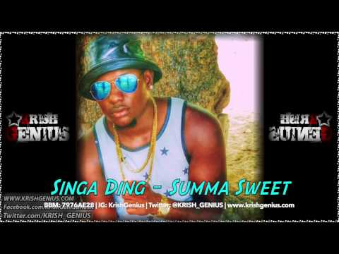 Singa Ding - Summa Sweet - July 2014