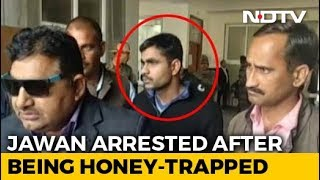 Soldier Allegedly Honey-Trapped, Passed Information To ISI About Unit - NDTV