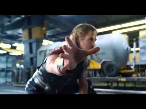 The Avengers 2012 - Fight as One (2)