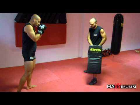 MaXXimum MMA trening - Marko Drmonjič & Ivan Karačić