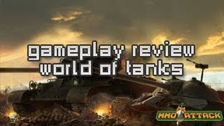 World of Tanks Gameplay Commentary - First Look HD