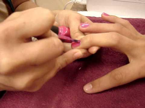 Shellac Manicure en Español Eternity Beauty Salon