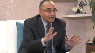 د. باسم الطويسي، عميد معهد الإعلام الأردني في مقابلة مع قناة anb