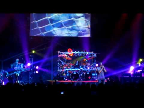 Dream Theater - On the Backs of Angels (12.07.2011, Crocus City Hall, Moscow, Russia)