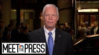 Full Sen. Johnson Interview: 'Congress Is Really Diminished'   Meet The Press   NBC News - NBCNEWS