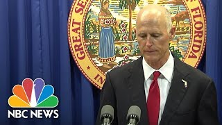 Florida Gov. Rick Scott Calls For New School Safety Measures | NBC News - NBCNEWS