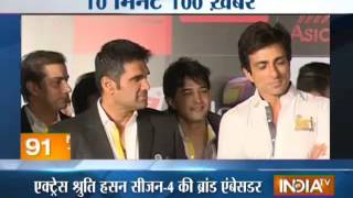 News 100 21/12/13 11 AM, Part 3 - INDIATV