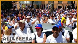 🇻🇪 Thousands of Venezuelans volunteer to bring in aid | Al Jazeera English - ALJAZEERAENGLISH