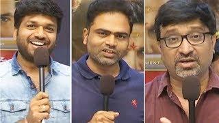 Directors Bytes About Srinivasa Kalyanam Movie | Vamsi Paidipally | Mohan Krishna Indraganti | TFPC - TFPC