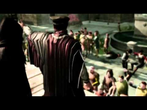Assassins Creed 2 - Ezio's Destiny Trailer Legendado