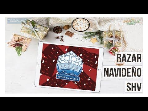 Bazar Navideño Sunhills Valley