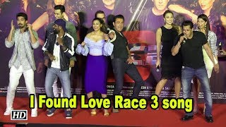 'I Found Love' song: Race 3 Cast goes mad dancing - IANSINDIA