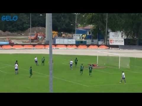 www.gelo.org.pl 2011-07-24 Stal Sandeco Rzeszow - MKS Świt Nowy Dwór Mazowiecki 1-0 (1-0)