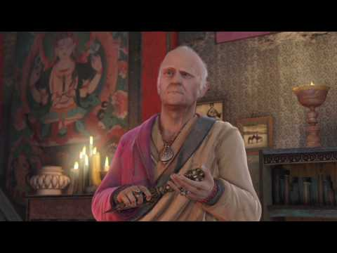 UNCHARTED 2: Among Thieves - Japanese E3 2009 trailer (HD)