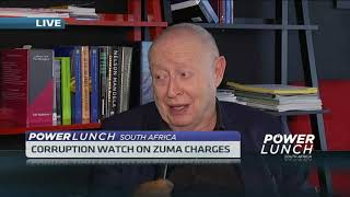 Corruption Watch's Dave Lewis reacts to Zuma prosecution decision - ABNDIGITAL