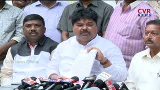 MLC Ramulu Nayak On His Suspension | CVR News - CVRNEWSOFFICIAL