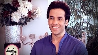 Simi Chandoke Exclusive Interview with Tusshar Kapoor | High Tea FULL EPISODE